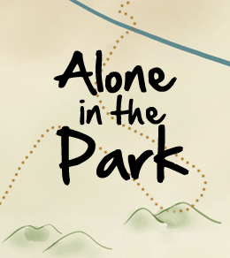 Alone in the Park game
